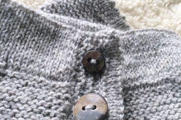 Trachtenjacke aus Naturwolle