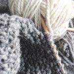 Kindermütze aus warmer Schafwolle